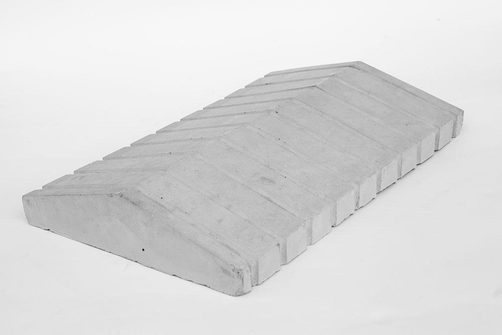 Накрывочный элемент заборный (полоска)