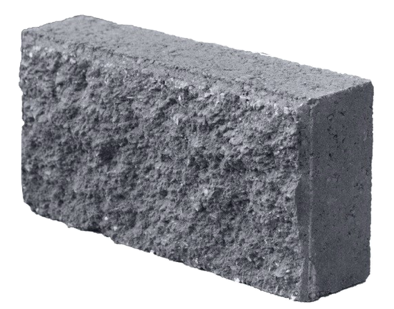 Сплитерная плитка под рванный камень 9 см