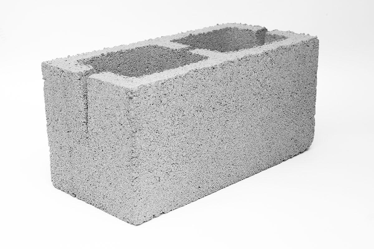 Блок сплиттерный гладкий